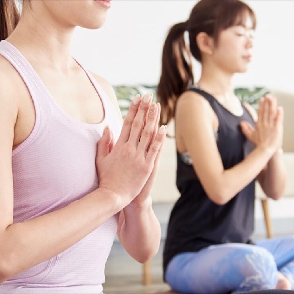 潮来市日の出 yoga salon NAGI 少人数制レッスンについて